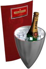 Applique personnalisé seau et champagne