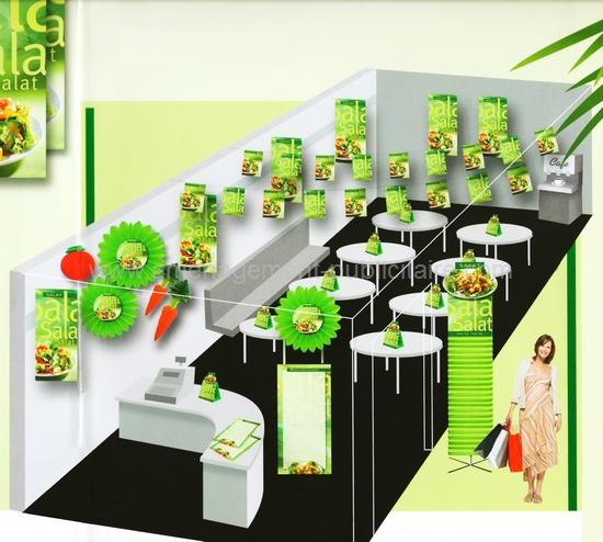 Agencement Boutique France Shop In Shop Placement Mobilier